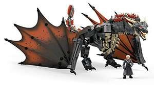 Mega Construx GKG97 - Game of Thrones Daenerys & Drogon, Bauset mit 735 Bausteinen & Actionfigur für 36,65€ (Amazon UK)