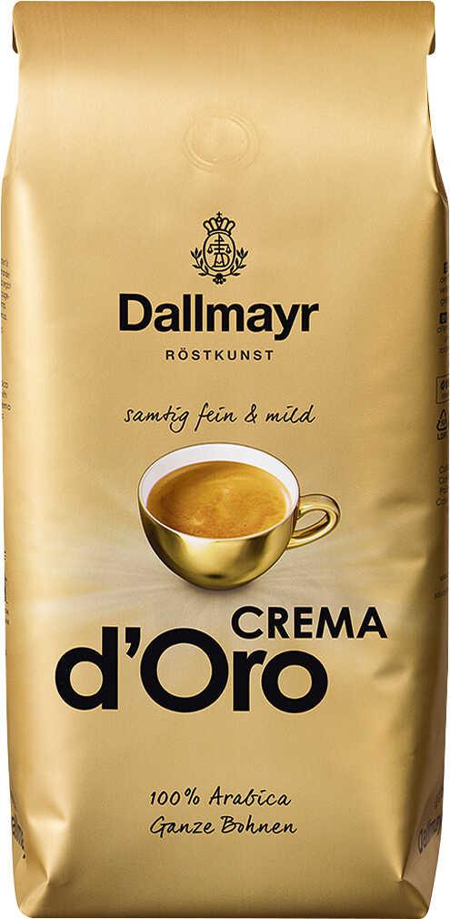 Dallmayr Kaffee Café Crema d'Oro