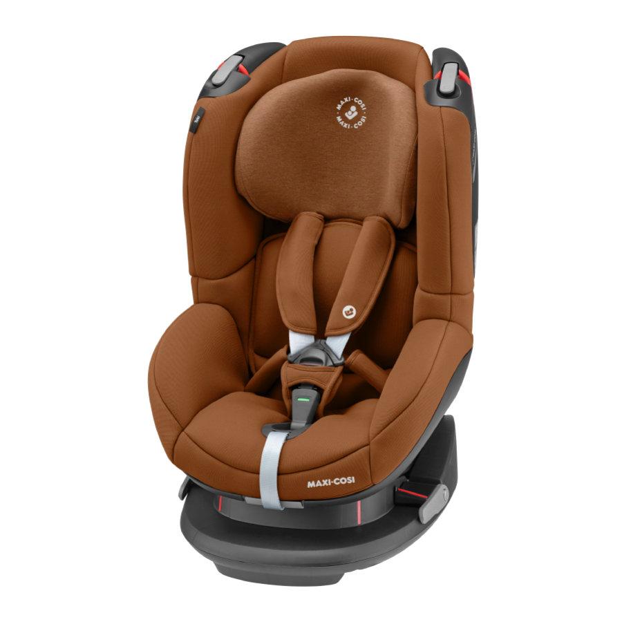 MAXI COSI Kindersitz Tobi Authentic Cognac (9 bis 18 kg, 44,5 x 57,5 x 72 cm, Rückenlehne: 56 cm) für 134,99€