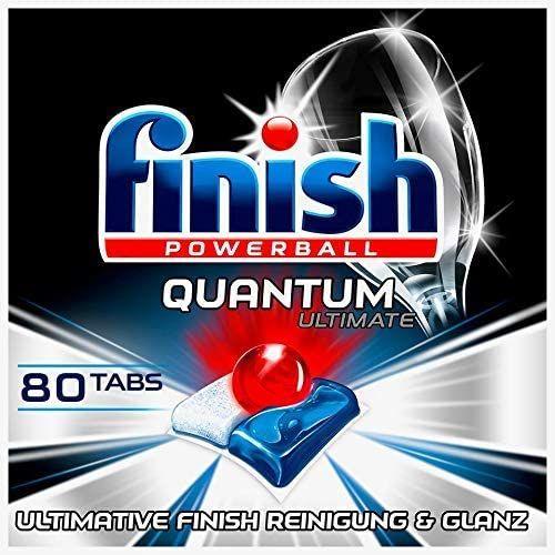 Finish Quantum Ultimate Spülmaschinentabs 80 Stk.