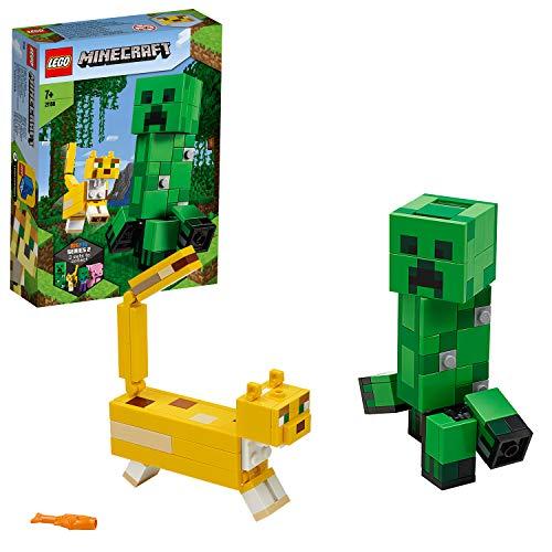 LEGO Minecraft - BigFig Creeper und Ozelot (21156) für 10,87€ (Amazon Prime & Real Abholung)
