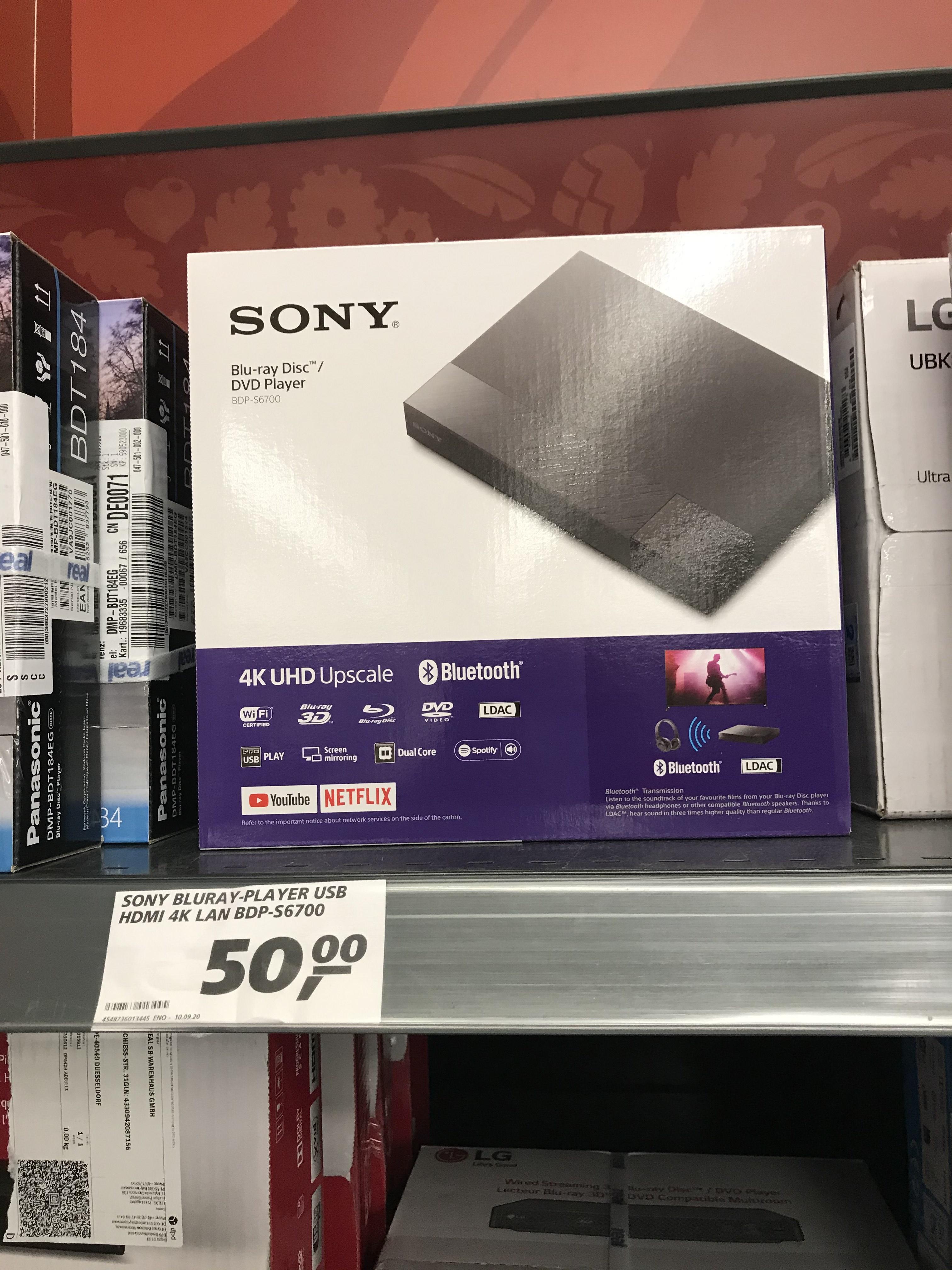 Sony BDP-S6700 (Lokal in Düsseldorf)