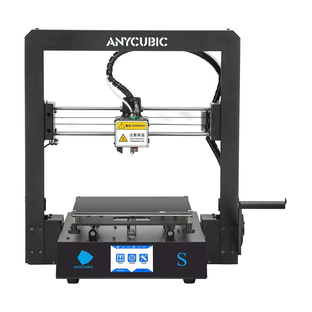 Anycubic I3 Mega-S 3D Drucker (3.5'' Touchscreen, FDM) für 179,74€