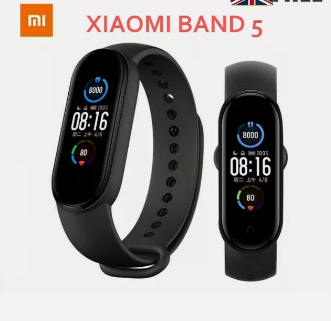 Xiaomi mi band 5 Fitnesstracker - Cn Version