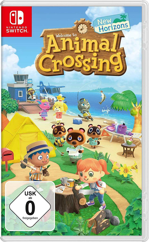 Animal Crossing: New Horizons (Switch) für 42.46€ (Amazon)