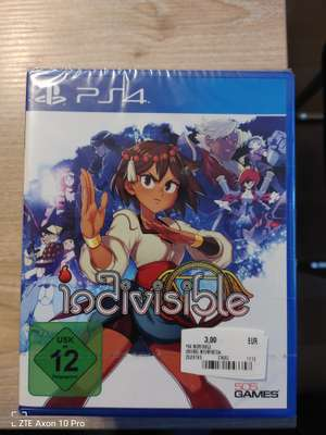 [lokal Rheine MM] Indivisible 3€ (PS4), Concrete Genie & Frost Punk je 4€ (PS4), Torment 8€ (Switch) uvm..