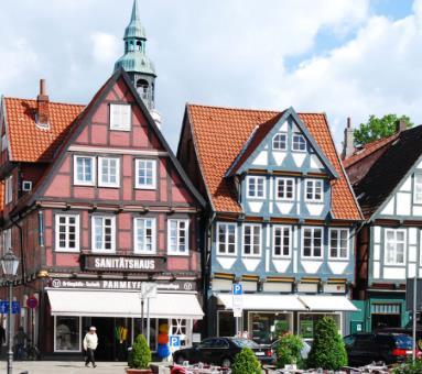 Celle: 4 Übernachtungen im Doppelzimmer des 5* Althoff Hotel Fürstenhof ab 364€ (bis Juli)