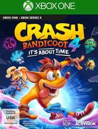 Crash Bandicoot 4 -It's About Time [Xbox One/ PS4]