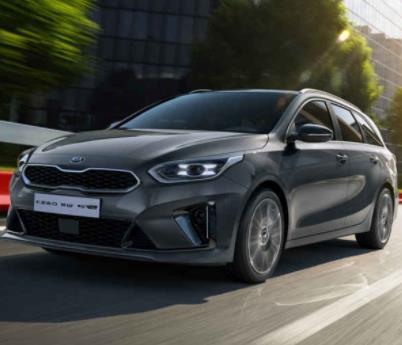 Privatleasing / ADAC: KIA Ceed Sportswagon Plug-in Hybrid Vision 1.6 GDI inkl. Wartung und Verschleiß für 122€ im Monat / LF:0,35
