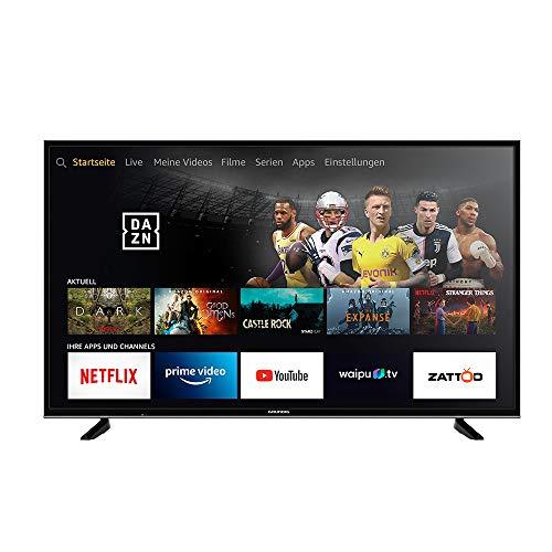 Grundig Vision 7 - Fire TV Edition 65 Zoll Fernseher (Ultra HD, Alexa-Sprachsteuerung, HDR) für 479€ (in 55 Zoll für 318€) [Amazon]
