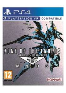 Zone of the Enders: The 2nd Runner - MRS (PS4-VR) für 7,34€ (Base.com)