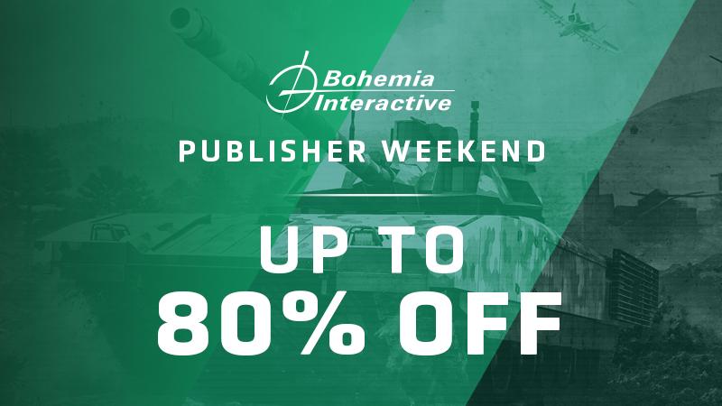 Bohemia Interactive [ARMA III] [DayZ] Publisher Weekend bei Steam