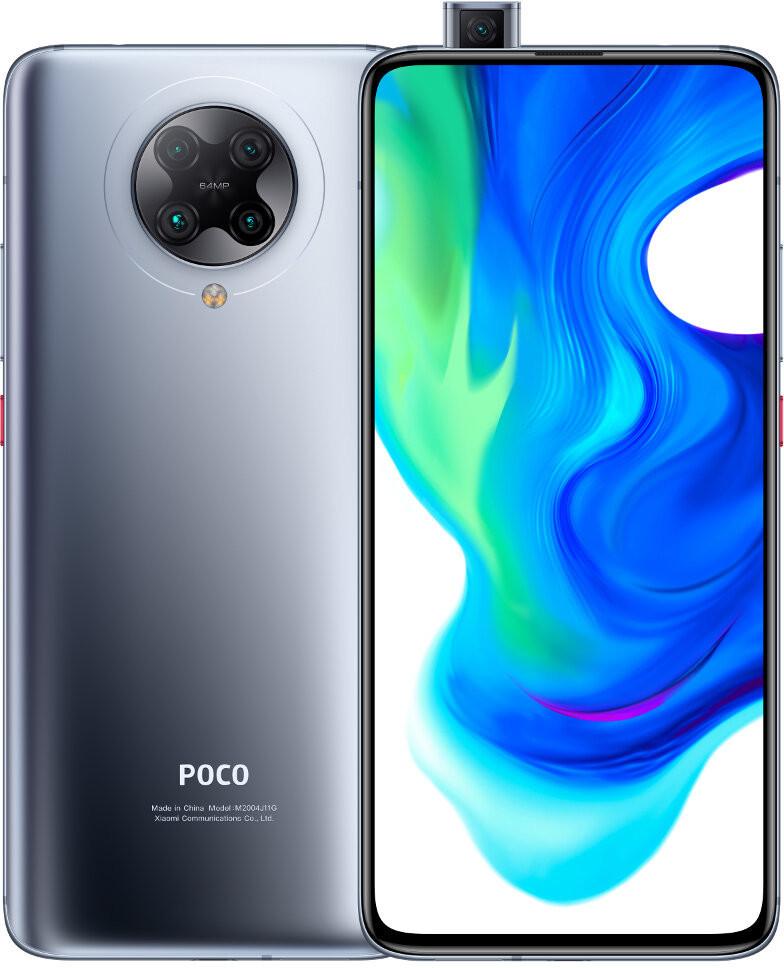 "Xiaomi Poco F2 Pro (128GB, 5G, 6.67"" AMOLED, 4700mAh Akku, Klinkenanschluss, NFC) [iBood]"