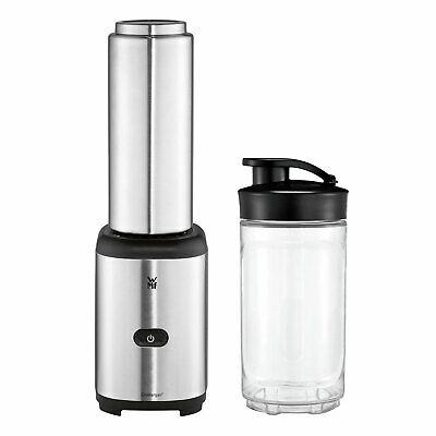 WMF Kult X Mix&Go Keep Cool Standmixer mit 0,6 L Edelstahlflasche + Trinkflasche Mini 0,3 L