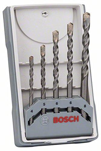 Bosch Professional 5tlg. Betonbohrer-Set CYL-3 [Prime]