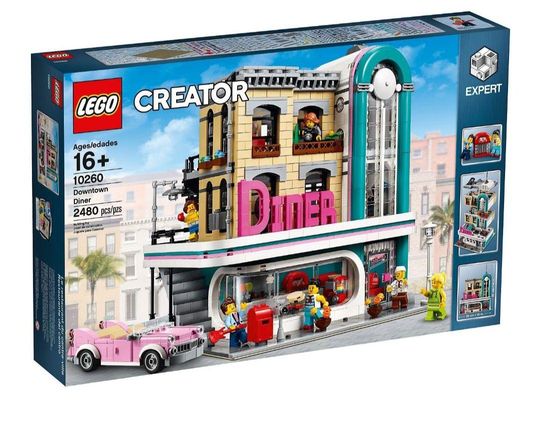 Lego 10260 Amerikanisches Diner [Müller Filialabholung]
