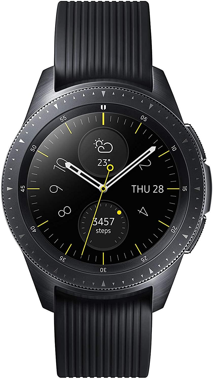 Samsung SM-R810NZKADBT Galaxy Watch 42 mm (Bluetooth), schwarz und rosé