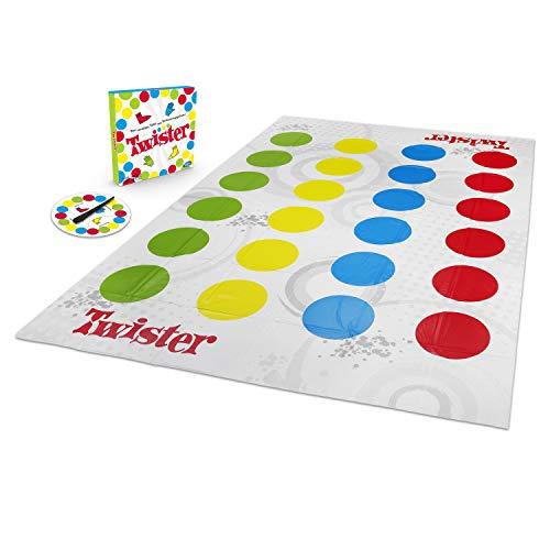 Hasbro Gaming Twister Spiel, Partyspiel für Familien und Kinder für 13,99€ (Amazon Prime)