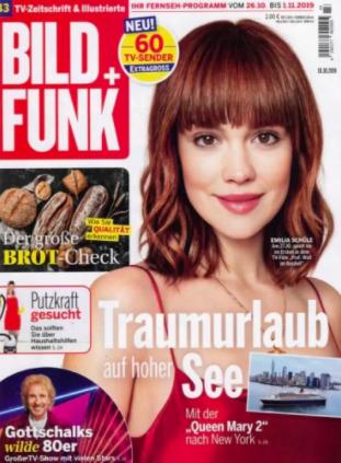 Bild + Funk Abo (26 Ausgaben) für 54,80 € mit 55 € BestChoice-Universalgutschein oder 60 € Zalando/ Otto-Gutschein (Kein Werber nötig)