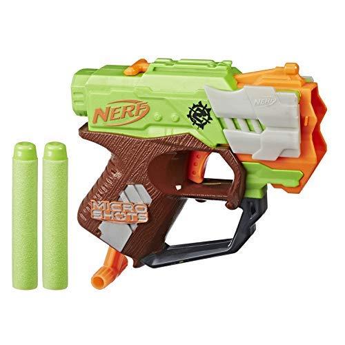 Nerf MicroShots - Zombie Strike Crossfire Bow Arc für 5,99€ & Nerf MicroShots - Fortnite Mirco HC-R für 6,99€ (Amazon Prime)