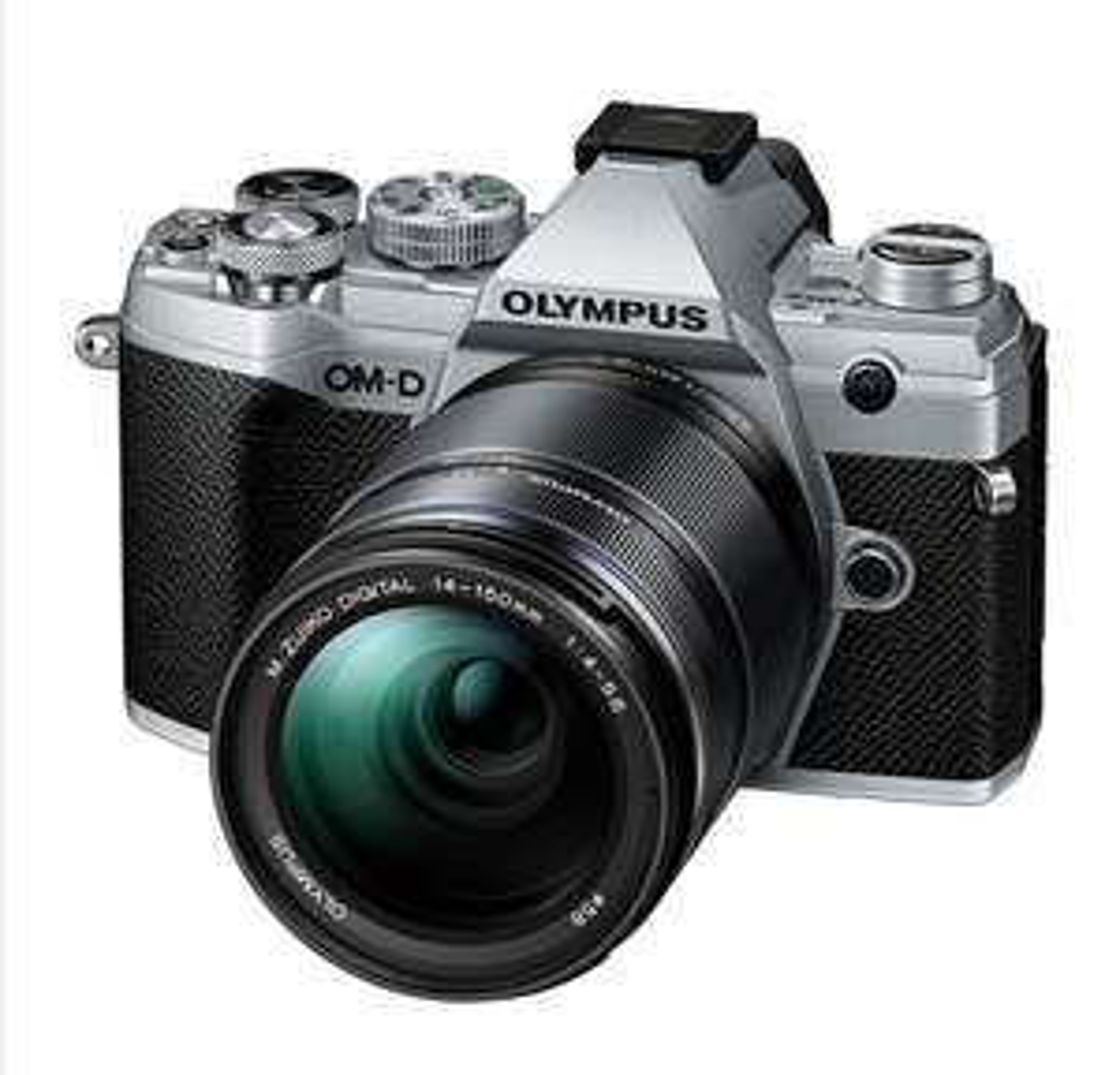 Olympus OM-D E-M5 Mark III inkl 14-150mm