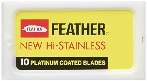 Feather 30 (3x10) Rasierklingen [amazon prime] [Rasierhobel]