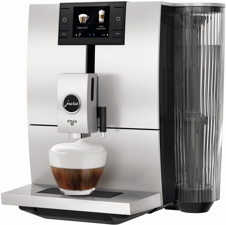 [Euronics] Jura ENA 8 Kaffee-Vollautomat Metropolitan Black