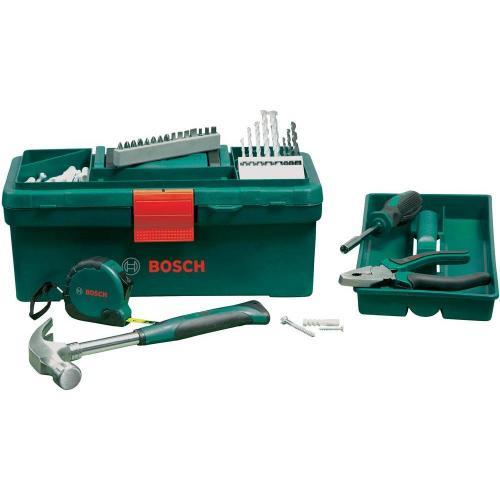 [Conrad online] Bosch Zubhör-Box mit Handwerkzeugen + 10 € Gutschein für 24,95 € vskfrei