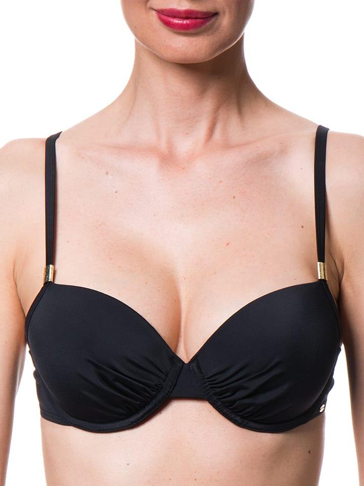 [limango] Skiny Bikini-Oberteil in vers. Farben: Schwarz, Türkis, Pink