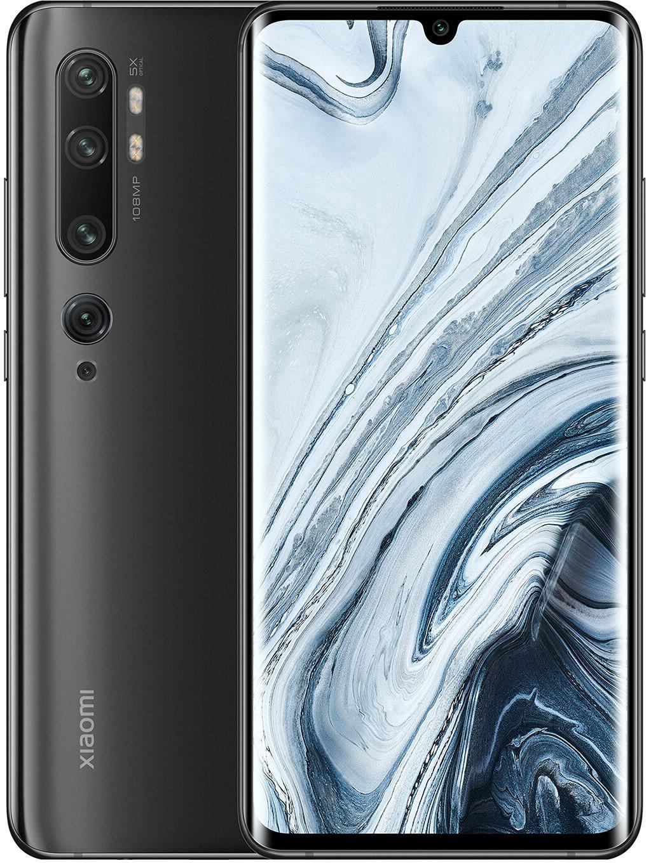 Xiaomi Mi Note 10 Schwarz mit Earbuds Basic +10€ Amazon im Telekom Congstar (8GB LTE, Allnet/SMS, VoLTE und VoWiFi) mtl. 20€ einm. 4,99€