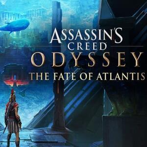 (PC Uplay) DLC - Assassin's Creed Odyssey : Das Schicksal von Atlantis (Ubisoft)