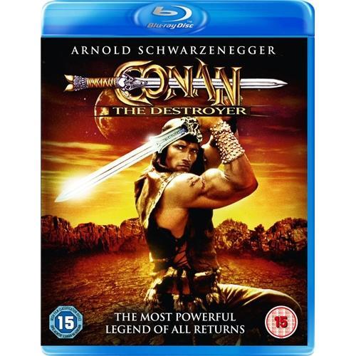 Conan The Destroyer (Conen Der Zerstörer) (Blu-ray) für 4,82 Euro