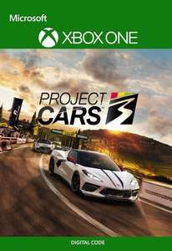 Project CARS 3 (Xbox One Key, englischer Ton, deutsche Texte, Metascore 70/3.4)