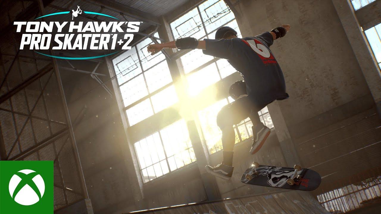 """[Amazon.fr] Tony Hawk Pro Skater 1+2 (Xbox One) // Mit Gutschein """"REDUC5"""""""