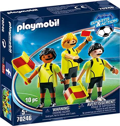 Playmobil Sports & Action - Schiedsrichter-Team (70246) für 5,95€ (Amazon Prime)