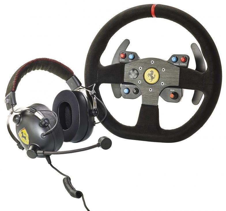 Thrustmaster Ferrari Race Kit with Alcantara [Technikdirect]