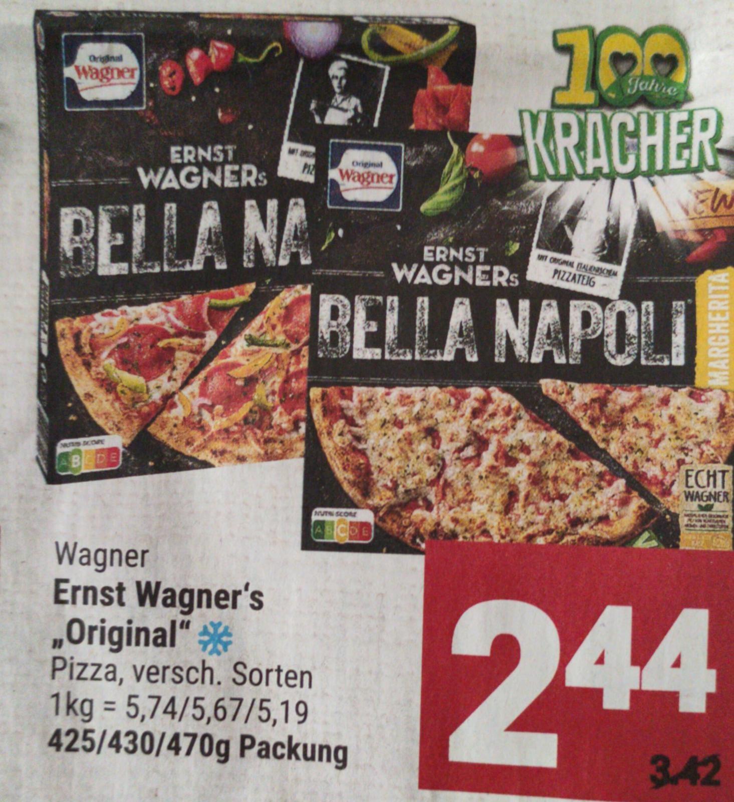 [Marktkauf Minden-Hannover] WAGNER Bella Napoli mit Coupon für 1,44€