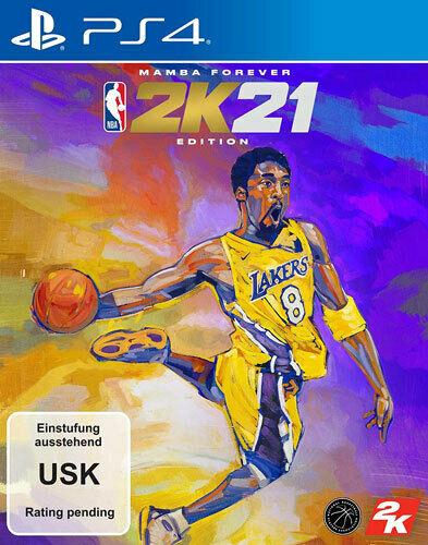 NBA 2K21 - Mamba Forever Edition für 77,76+2,99€ Versand