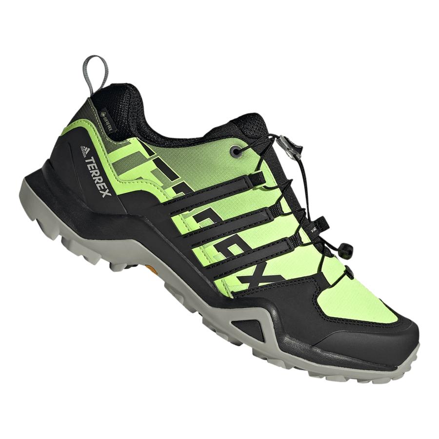 adidas Schuh Terrex Swift R2 GTX grün fluo/schwarz (Gr. 40-47)