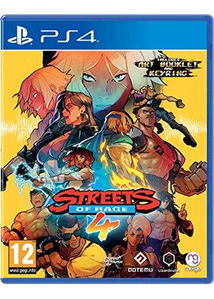 Streets of Rage 4 (PS4/Xbox One) für 24,10€ (Base)