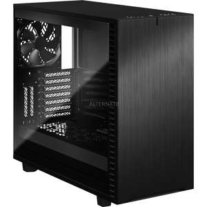 Fractal Design Define 7 TG Light Tint, Tower-Gehäuse