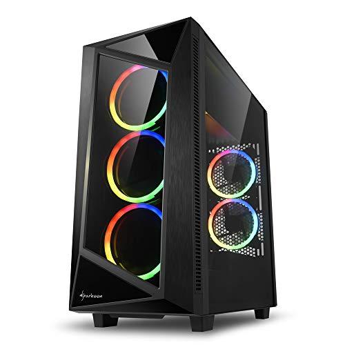 Sharkoon REV200 RGB, PC-Gehäuse