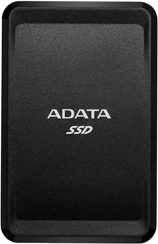 Adata SC685 2TB externe SSD (3D TLC NAND, USB-C, read 530 MB/s, write 460 MB/s)