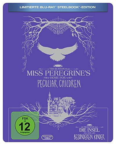 Die Insel der besonderen Kinder Limited Steelbook Edition (Blu-ray) für 7,10€ (Amazon Prime)