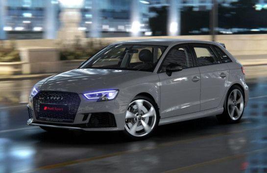 Privatleasing Audi RS3 für 499€ pro Monat (48 Monate) ohne Anzahlung