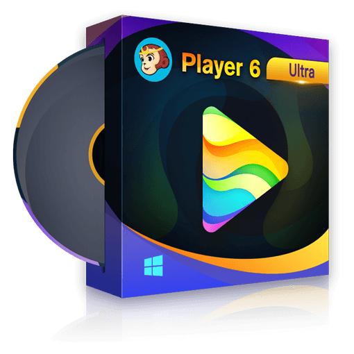 DVDFab Player 6 1-jährige Lizenz kostenlos