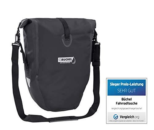 Büchel Fahrradtasche für Gepäckträger [PRIME]