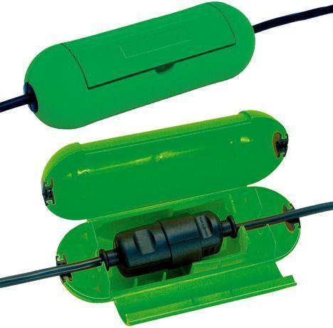 Brennenstuhl Safe-Box (Schutzbox für Verlängerungskabel, für die Verwendung im Innenbereich) [Prime]