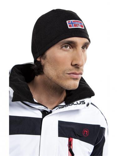 Nebulus Fleece-Mütze Sky schwarz für 4,81€ @ Amazon