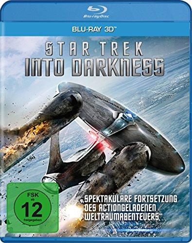 Star Trek Into Darkness 3D (Blu-ray 3D) für 7,93€ (Amazon Prime)
